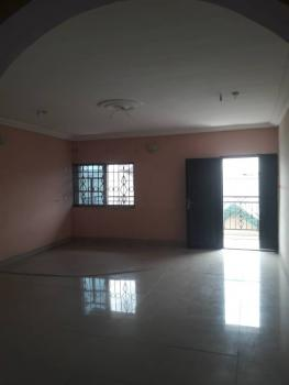 3 Bedroom Flat, Park View Estate (upstairs), Ago Palace, Isolo, Lagos, House for Rent