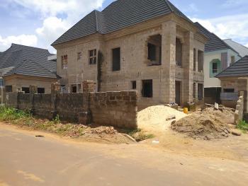 70% Completed 4 Bedroom Duplex, Justice Bossimo Way, Core Area, Behind Mcdonnes Fastfood, Gra, Asaba, Delta, Detached Duplex for Sale