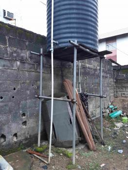 One Storey Building, This Property Is Off Palm Avenue Road, Ilasamaja, Mushin, Lagos, Detached Duplex for Sale