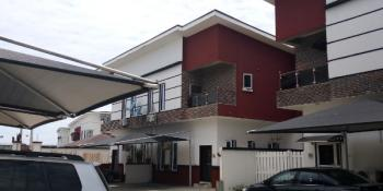 Serviced and Fully Furnished 4 Bedroom Terrace, Orchid Road, Lekki Phase 1, Lekki, Lagos, Terraced Duplex for Rent