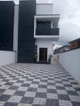 Spacious Brand New 4 Bedroom Duplex with Bq, Before Shoprite, Sangotedo, Ajah, Lagos, Semi-detached Duplex for Sale