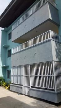 Standard Block of 9 Flat of 3 Bedroom Each with Bq on 2107sqm, Inside Estate, Apapa, Lagos, Block of Flats for Sale