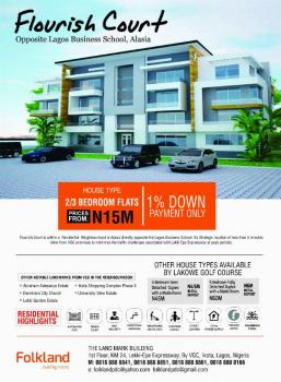 Luxury 2/3 Bedroom Apartments Tastefully Designed and Built for Comfort, Opposite Lagos Business School, Abraham Adesanya Estate, Ajah, Lagos, Block of Flats for Sale