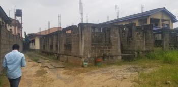 Bungalow on 740sqm of Dry Land, Adebisi Tolani Street, Medina, Gbagada, Lagos, Land for Sale