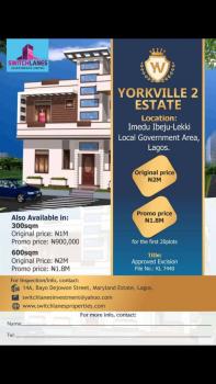 Yorkville Estate2, Ibeju Lekki, Lagos, Residential Land for Sale