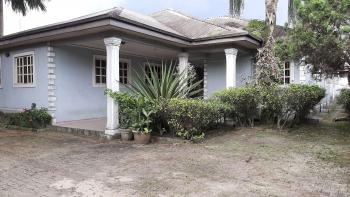 Well Built and Spacious 4 Bedroom Bungalow, Rumeverlu Road, Off Ada George., Port Harcourt, Rivers, Flat for Rent