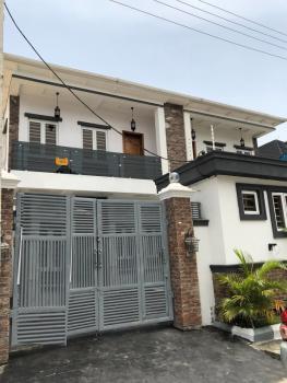 Well Built 4 Bedroom Semi Detached Duplex +bq, Osapa, Lekki, Lagos, Semi-detached Duplex for Rent