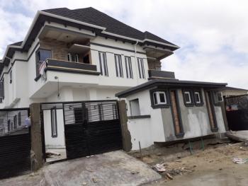 4 Bedroom Duplex with Bq, Lekki Palm City Estate, Ajah, Lagos, Semi-detached Duplex for Sale