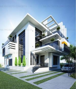 Off Plan: 5 Bedroom Duplex with Penthouse Floor, with a Service Quarters., Eti-osa, Vi, Victoria Island (vi), Lagos, Detached Duplex for Sale