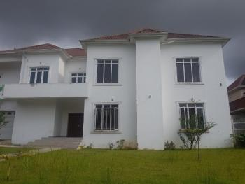 New and Well Built 5 Bedroom Fully Detached House with Inbuilt Service Quarters and Garage, Nicon Town, Lekki, Lagos, Detached Duplex for Sale