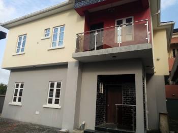 Brand New 3 Bedroom Duplex with Bq, Michael & Solomon Way Thomas Estate Ajah Lekki Lagos, Thomas Estate, Ajah, Lagos, Detached Duplex for Rent