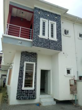 4 Bedroom with Bq, Chevy View Estate, Lekki, Lagos, Semi-detached Duplex for Rent