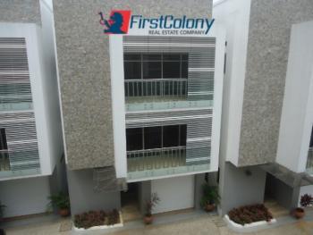 Newly Built Luxury 4 Bedroom Terrace Duplexes (9-units), Off Bourdillon Road, Old Ikoyi, Ikoyi, Lagos, Terraced Duplex for Rent