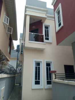 Newly Built 3 Bedroom Duplex, Chevy View Estate, Lekki, Lagos, Semi-detached Duplex for Rent