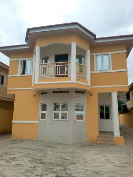 Spacious 4 Bedroom Duplex with Bq, Igbo Efon, Lekki, Lagos, Detached Duplex for Rent