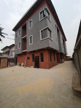 Luxury 4 Bedroom Terraced Duplex with a Room Bq, Obanikoro Estate, Ilupeju Estate, Ilupeju, Lagos, Terraced Duplex for Sale