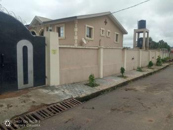 a Classy Four Units of Three Bedroom Flats with All Necessary Facilities, Okuta Elerinla., Akure, Ondo, Block of Flats for Sale