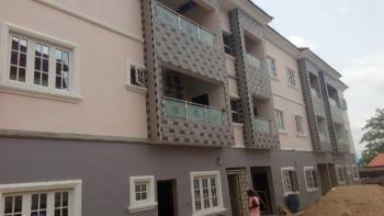 Brand New 2 Bedroom Flat, Off Ngozi Okongo Iwala Way, Utako, Abuja, Flat for Rent