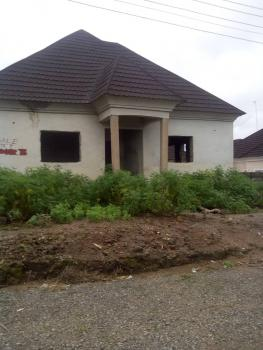 Uncompleted 3 Bedroom Bungalow, Off 6th Avenue, Gwarinpa Estate, Gwarinpa, Abuja, Detached Bungalow for Sale