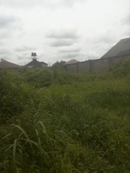 Empty Plot of Land Fence in a Well Developed Neighborhood, Akwaka, Rumuodomaya, Port Harcourt, Rivers, Residential Land for Sale
