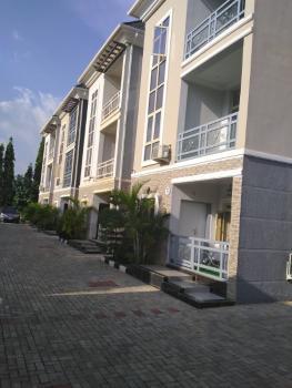 Fabulous 5 Bedrooms Terraced Duplex with Bq, Apo, Abuja, Terraced Duplex for Sale