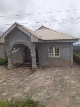 Very Superb 3 Bedroom Bungalow Fenced with Gate Floored Compound Borehole Water Pop Ceiling All Round, Ijoko, Sango Ota, Ogun, Detached Bungalow for Sale