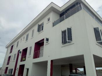 Fully Serviced 3 Bedroom Penthouse, Orchid Road, Lafiaji, Lekki, Lagos, Flat for Rent