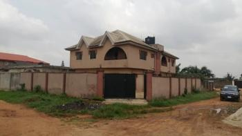Well Maintained Block of 4 Flats of 2 Bedroom Each, Aboru Federal Housing Estate, Alimosho, Lagos, Block of Flats for Sale