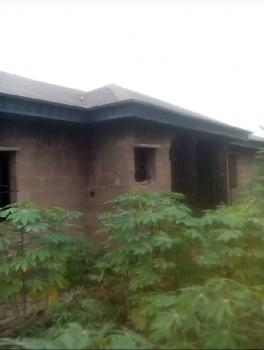 3 Bedroom Flat, Along Agbado Crossing Road, Ijoko, Ogun, Detached Bungalow for Sale