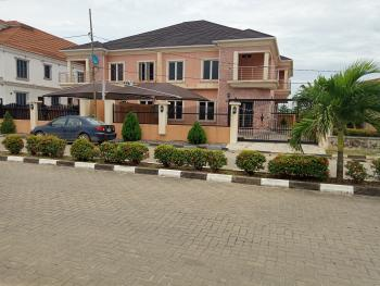 Brand New 4 Bedroom Luxury Semi Detached Duplex + a Room Bq, Finished with Top Notch Quality Fittings, Novare Mall Shoprite, Sangotedo, Ajah, Lagos, Semi-detached Duplex for Sale