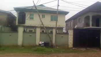 Decent 5 Bedroom Duplex with 2 Units of 3 Bedroom on 2 Plot, Beckley Estate 2, Oke-odo, Lagos, Detached Duplex for Sale