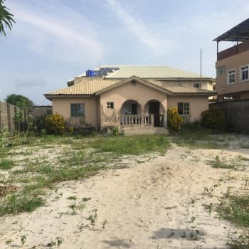 4 Bedroom Fully Detached Bungalow with Large Space at The Front with C of O at Behind Atican Beach, By Atican Beach, Abraham Adesanya Estate, Ajah, Lagos, Detached Bungalow for Sale