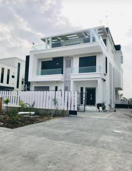 Super Luxurious 5 Bedroom Fully Detached Duplex + Bq, Cinema, Rooftop Lounge, Pool Etc, Pinnock Beach Estate, Osapa, Lekki, Lagos, Detached Duplex for Sale