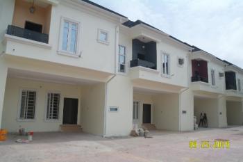Lovely 4 Bedroom  Terrace House, Ikota Villa Estate, Lekki, Lagos, Semi-detached Duplex for Sale