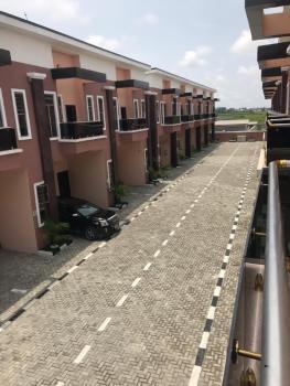 4 Bedroom Terrace Duplex, Chevron Alternative Route, Chevy View Estate, Lekki, Lagos, Terraced Duplex for Sale