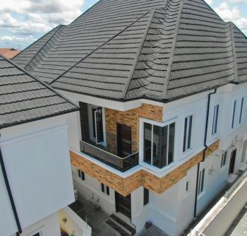 Serviced 4 Bedroom Duplex, Conservation Road By Chevron, Lekki, Lagos, Detached Duplex for Rent