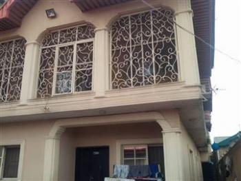 4 Bedroom Block of Flats, Obawole Estate, Ifako-ijaite, Abeokuta Express, Ijaiye, Lagos, Detached Duplex for Sale