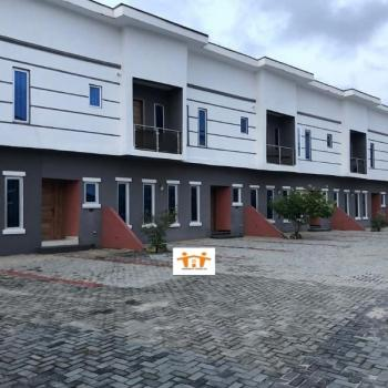 Neatly Finished, Affordable & Spacious 3 Bedroom Terrace Duplex, 2nd Toll Gate, Lekki, Lagos, Terraced Duplex for Sale