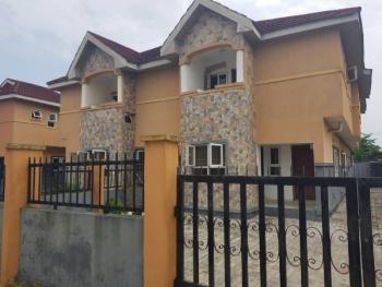 Decent 4 Bedroom Duplex with a Room Bq, Mobil Road, Ilaje, Ajah, Lagos, Semi-detached Duplex for Rent