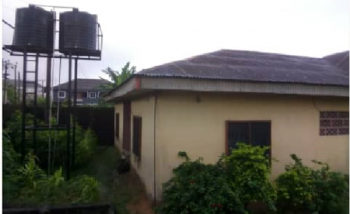 Bungalow Containing Two Nos 3 Bedroom Flat, Port Harcourt, Rivers, House for Sale