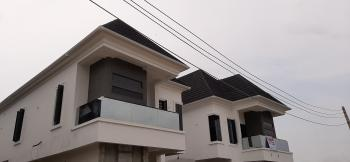 Brand New Luxuriously Finished 4 Bedroom Detached House with B/q, Phase 2 Private Area, Lekki Gardens Estate, Ajah, Lagos, Detached Duplex for Sale