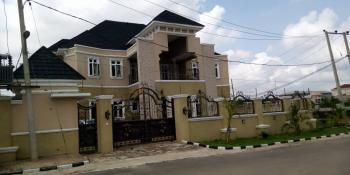 5 Bedroom Duplex + 1 Bedroom Chalet, Around Nnpc/next Cash and Carry, Kado, Abuja, Detached Duplex for Sale