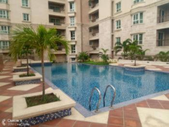 Luxury 4 Bedroom Apartment with Detached Service Quarters - Kw-1913, Osborne, Ikoyi, Lagos, Flat for Rent