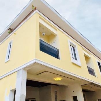 Lovely 4 Bedroom Terrace Duplex (mortgage Option Available), Chveron, Lekki, Lagos, House for Sale