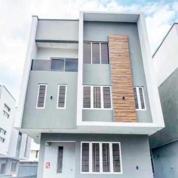 Lovely 5 Bedroom Detached  Duplex & Bq(mortgage Options Available), Lekki Phase 1, Lekki, Lagos, House for Sale
