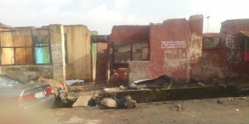 Land, Iwaya, Yaba, Lagos, Residential Land for Sale