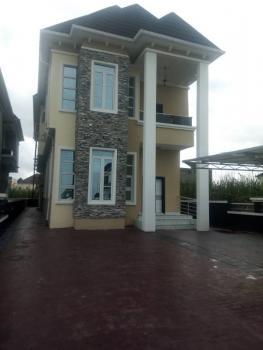 Brand New and Nicely Done 5 Bedroom Fully Detached House, Megamond Estate, Ikota Villa Estate, Lekki, Lagos, Detached Duplex for Sale