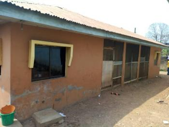 Twin 2 Bedroom Flat with 2 Bq & 3 Uncomp Shop  at Irepodun Area Agbowo Ojoo Road Ibadan, Irepodun Area Agbowo Ojoo Road, Ibadan, Oyo, Block of Flats for Sale