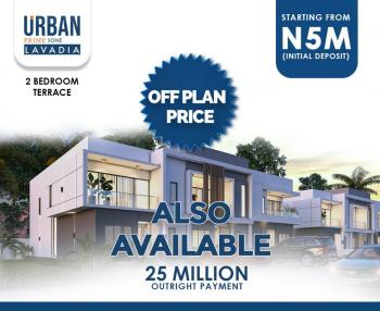 2 Bedroom Terraced Duplex, Ajah, Lagos, Terraced Duplex for Sale