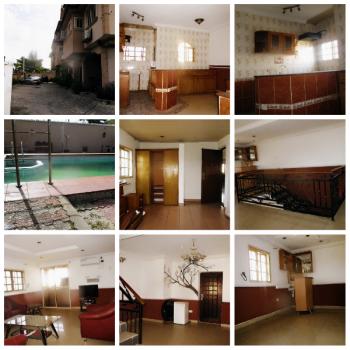 2 Bedroom Maisonette Furnished. 24 Hours Power. Pool Side, Lekki Phase 1, Lekki, Lagos, Semi-detached Duplex for Rent